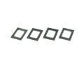 【オリジナル】 WE  SCAR-L/H GBBシリーズ用 ボルトキャリア調整シム