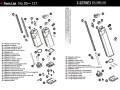 StarkArms Glockパーツ 110/マガジンボトムシール G17/G18