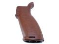 VFC HK417/G28 AEG Palm Guardedグリップ (グリップエンド付属) FDE
