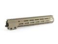 Z-Parts ハンドガード13.5インチ WE MK16対応 (DDC)