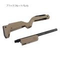 ACE1 ARMS MAGPUL X-22タイプ バックパッカーストックキット FDE (KJ KC-02 GBB対応)
