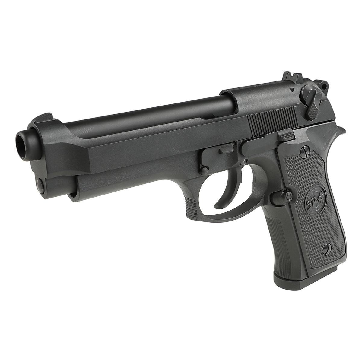 SRC M92 ガスブローバックピストル ハードケース付