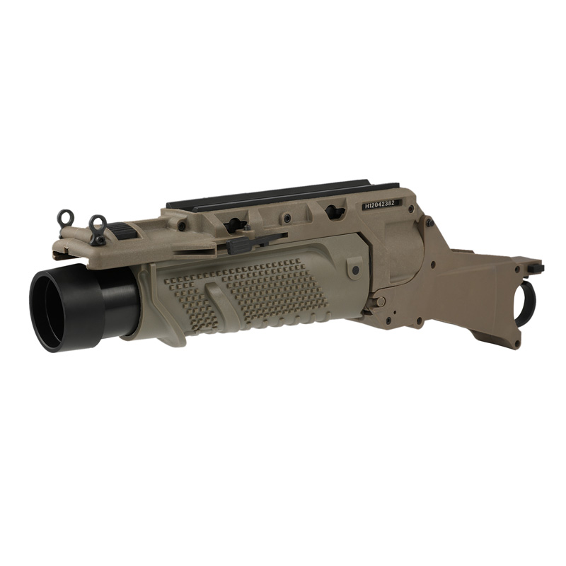 FN Mk13 EGLMタイプグレネードランチャー Dark Earth STD Ver. (SCAR-L/H対応)