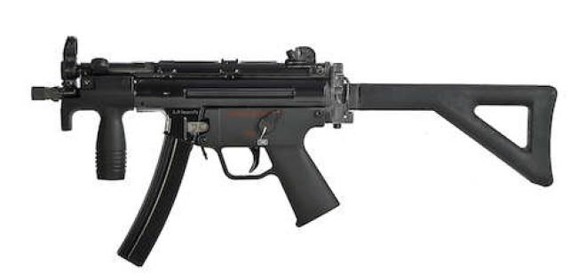 VFC/Umarex MP5K PDW Gen.2 GBBR (JPver./HK Licensed) [VFC OEM]