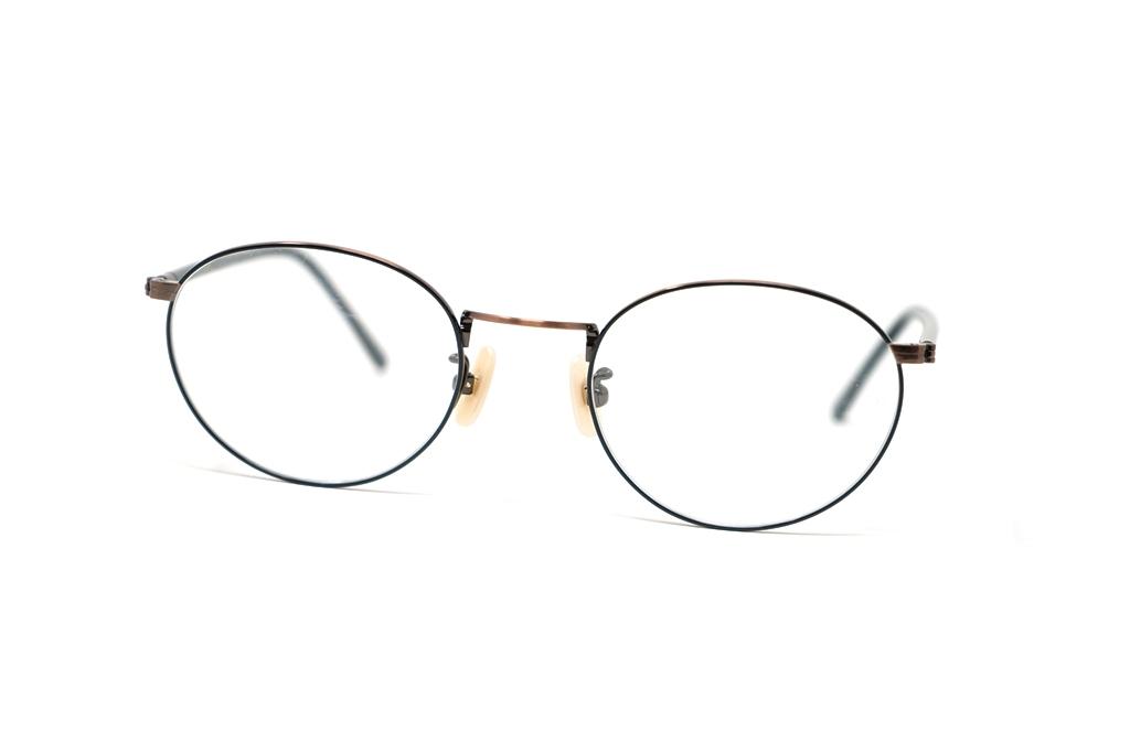 OLIVER GOLDSMITH / オリバーゴールドスミス EGHAM A Copper BK rim