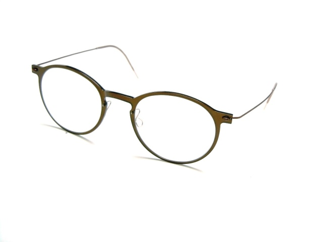 LINDBERG/リンドバーグ n.o.w.6541(46) C10/PU12 basic temple