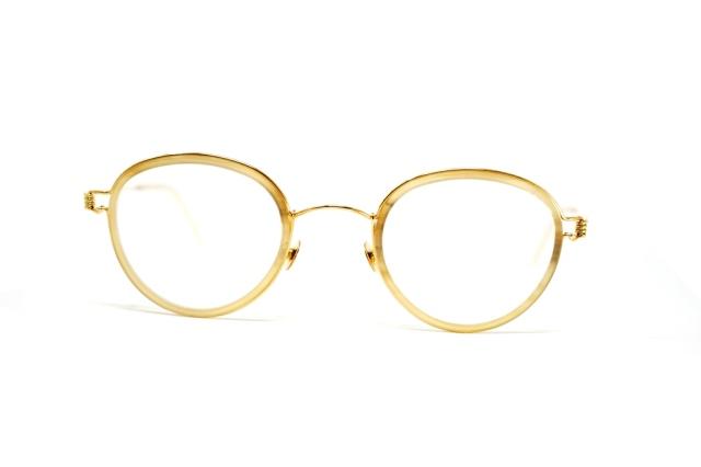 LINDBERG/リンドバーグ RIM precious Jackie(44) H16 yellow gold Precious nosepads