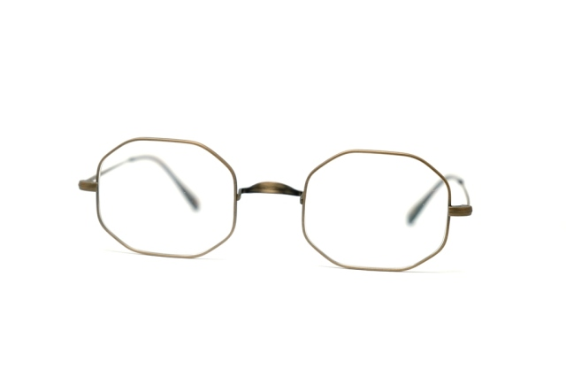 OLIVER GOLDSMITH / オリバーゴールドスミス Octag(46) Titanium Antique Gold