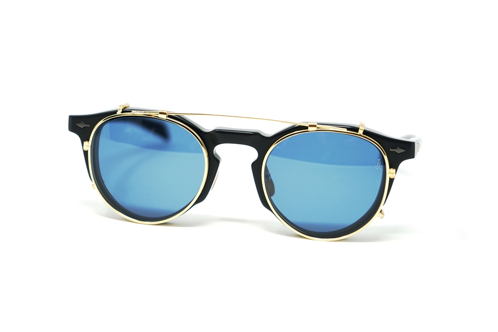 JACQUESMARIEMAGE / ジャックマリーマージュ SHERIDAN CLIP ON GOLD/DARK BLUE