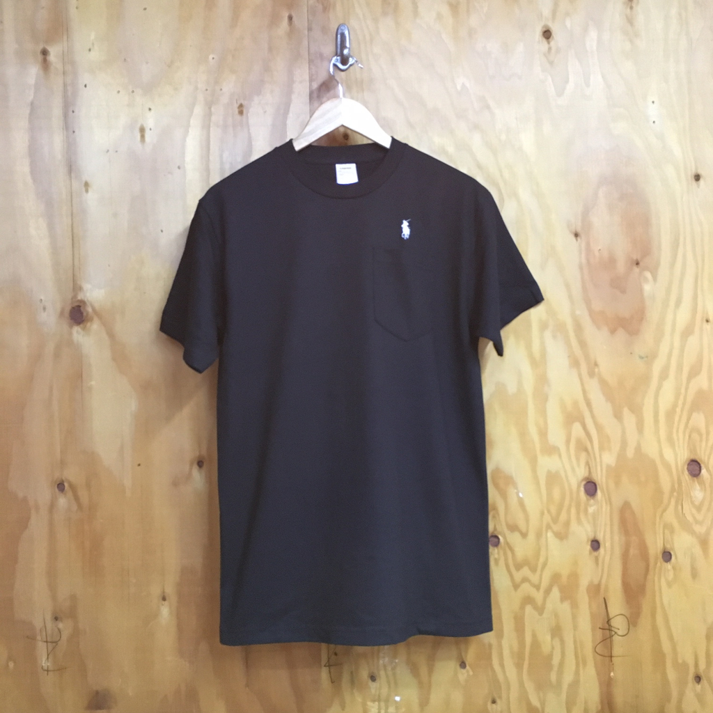 "THE UNION/ザ ユニオン LOOKER ""IZA""POCKET TEE"