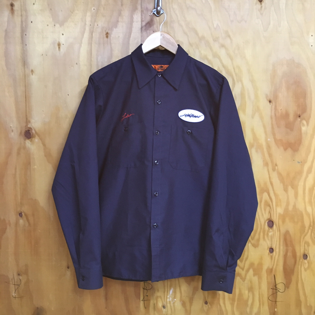 "THE UNION/ザ ユニオン LOOKER ""HIGH SPEED""SHIRTS"
