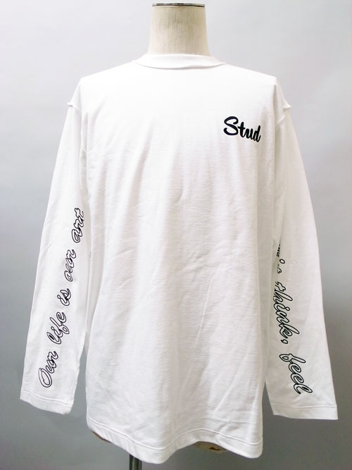 STUD/スタッド ORIGINAL L/S TEE