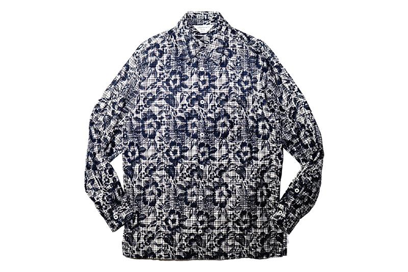 ANDFAMILYS /アンドファミリーズ Hawaiian Big Shirts