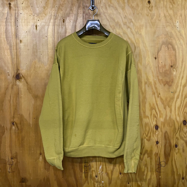 THE UNION/ザ ユニオン RIB ST. CREW SWEAT