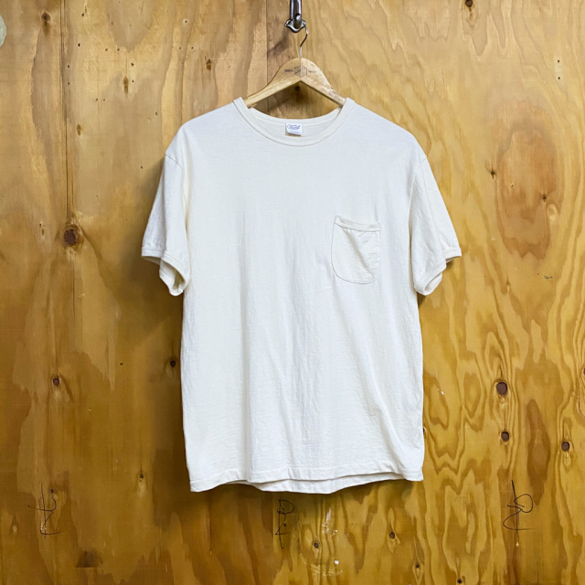 THE UNION/ザ ユニオン RINGER POCKET TEE