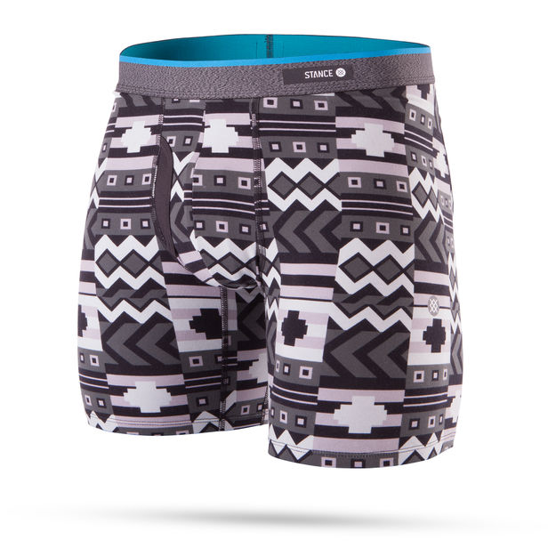 STANCE/スタンス BLOCK PUZZLE BOXER BRIEF