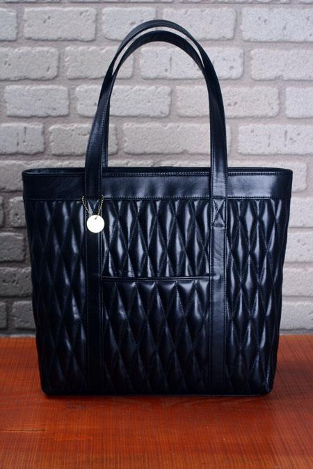 BACKDROP Leathers/バックドロップ・レザーズ DIA TOTE BAG