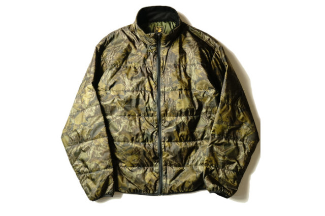 ANDFAMILYS /アンドファミリーズ Light Quilting Jacket
