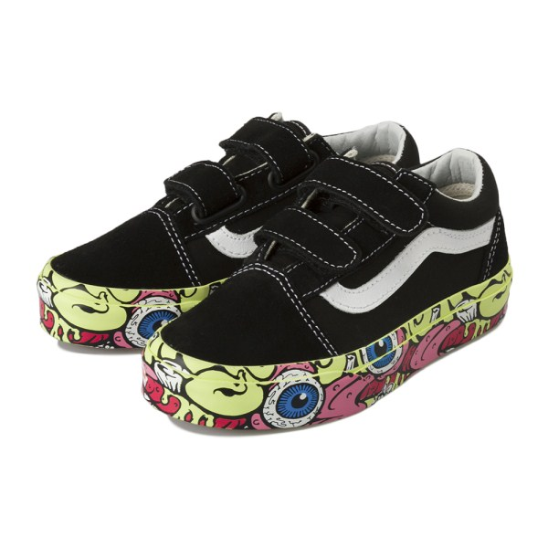 VANS/バンズ OLD SKOOL V/Brain Wall