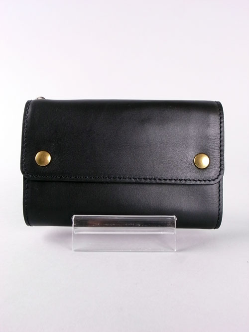 BACKDROP Leathers/バックドロップ・レザーズ MIDDLE BILL WALLET