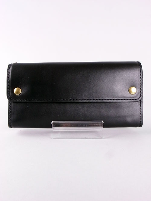 BACKDROP Leathers/バックドロップ・レザーズ LONG BILL WALLET