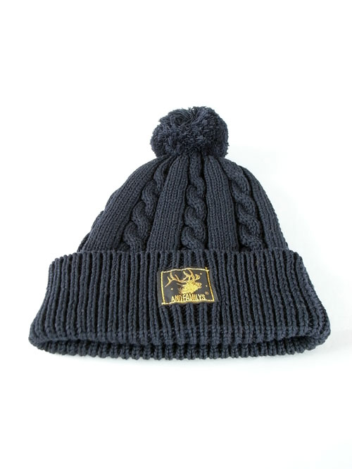 ANDFAMILY /アンドファミリー Fishermans Knit Cap