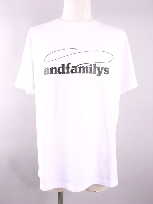 ANDFAMILY /アンドファミリー Standard T-Shirts A-FLY