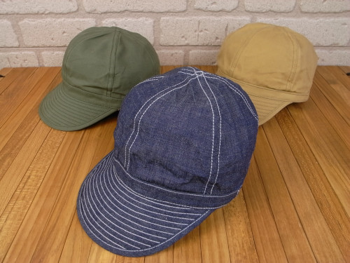 ANDFAMILY /アンドファミリー ARMY HAT