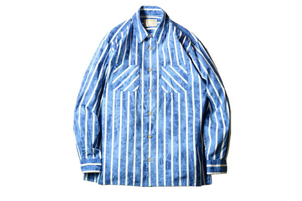 ANDFAMILYS /アンドファミリーズ Mr.GOODMAN&PARTNERS Striped Long Shirts