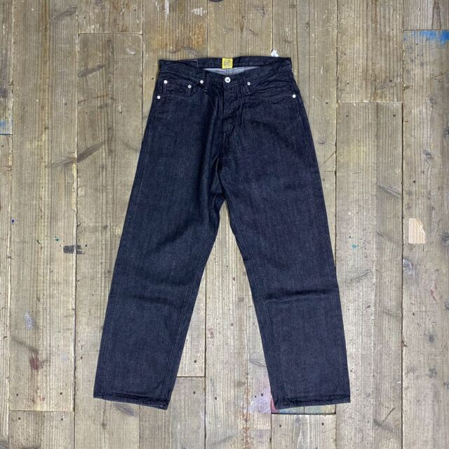 THE UNION/ザ ユニオン BIG T BLACK DENIM PANTS
