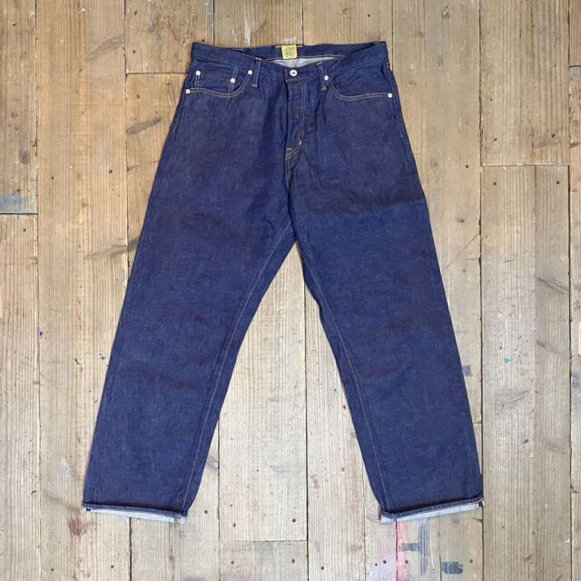 THE UNION/ザ ユニオン BIG T DENIM PANTS