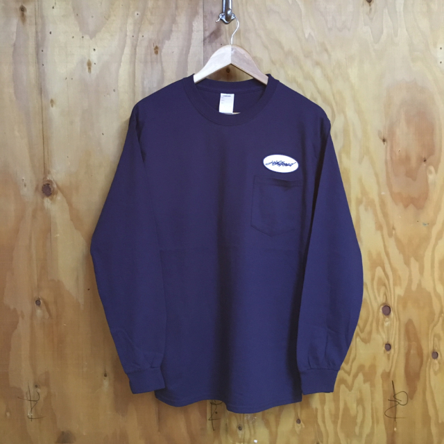 """THE UNION/ザ ユニオン LOOKER """"HIGH SPEED""""POCKET LONG TEE"""
