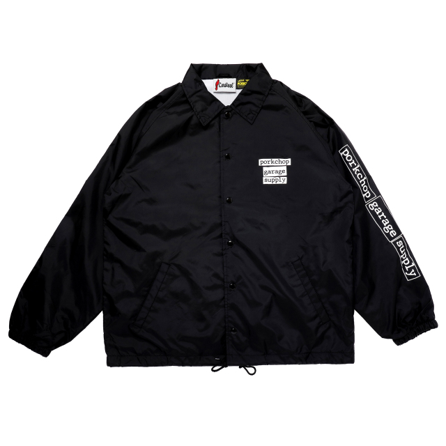 PORKCHOP GARAGE SUPPLY/ポークチョップ ガレージサプライ SPEED SLAVE COACH JKT