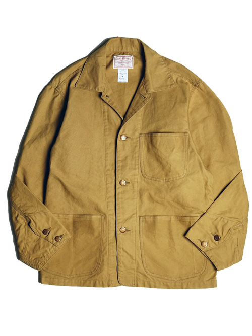 ANDFAMILY /アンドファミリー PARAFFIN DUCK JACKET
