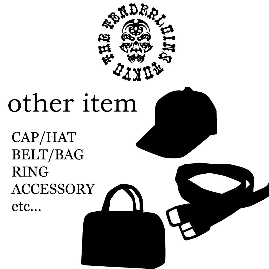 TENDERLOIN/テンダーロイン DENIM CAP