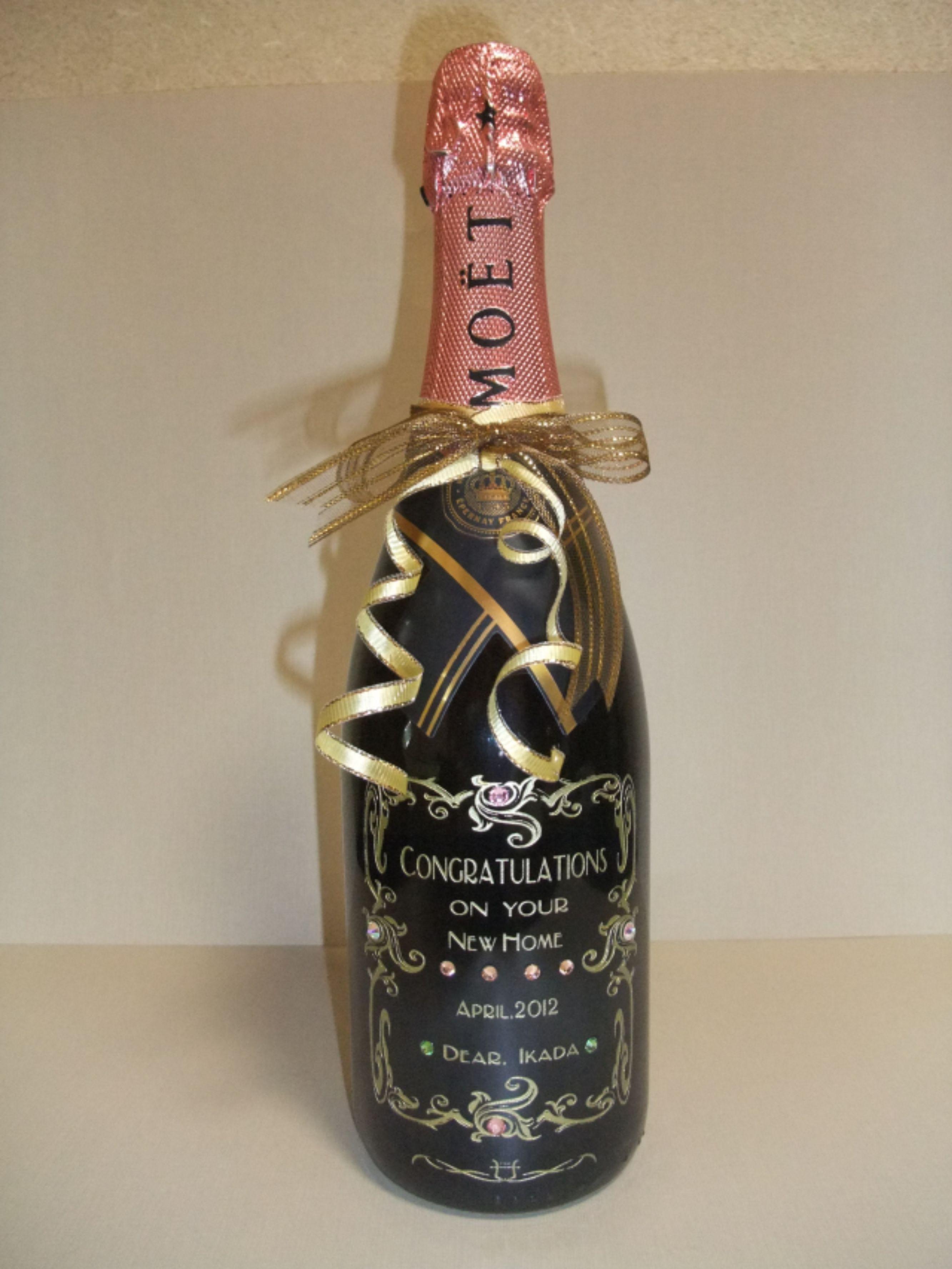 シャンパンボトル1