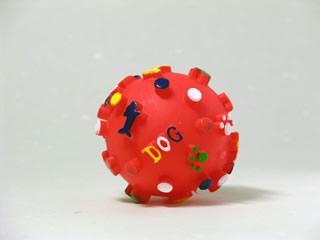プープーボールS赤