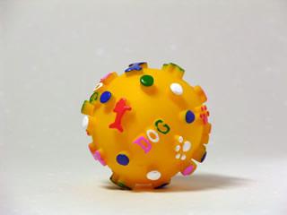 プープーボールS黄色
