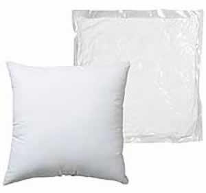 パンヤ 中綿 ヌードクッション 40cm×40cm ポリエステル100% 圧縮パンヤ 40センチ クッション ホワイト