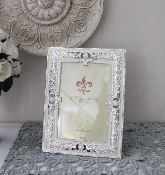 アンティーク風・雑貨 (ジュエルフォト002) 写真立て フォトフレーム 可愛い  シャビーシック  フレンチカントリー アンティ