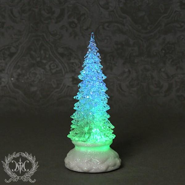 (SALE30)クリスマス雑貨 リキッドイルミネーションツリー(S8296)LED クリスマスツリー オブジェ クリスマス