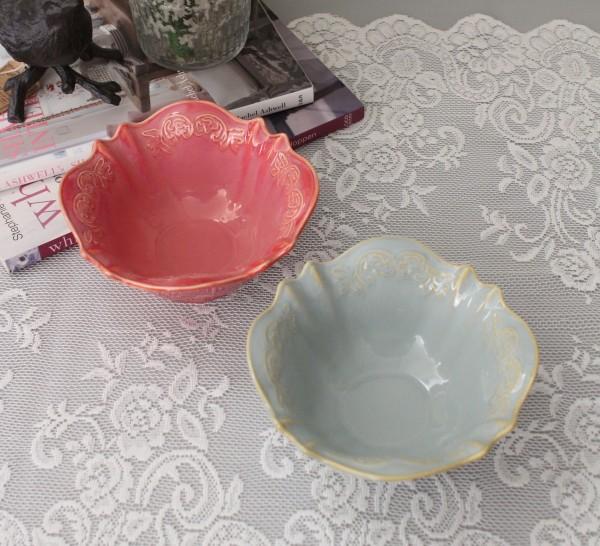 フレンチカントリー 食器 (トリアノン)サラダボウル ボウル フレンチカントリー フレンチ食器 フランス アンティーク風 陶器