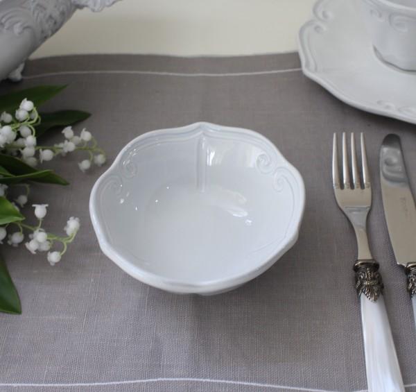 La Ceramica V.B.C ラ・セラミカ イタリア ボウルS(ストライプ 104)ボウル 小鉢 陶器 イタリア製 輸入食器 フレンチカントリー