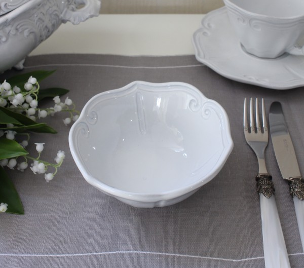 La Ceramica V.B.C ラ・セラミカ イタリア ボウルM(ストライプ 103)ボウル 小鉢 陶器 イタリア製 輸入食器 フレンチカントリー