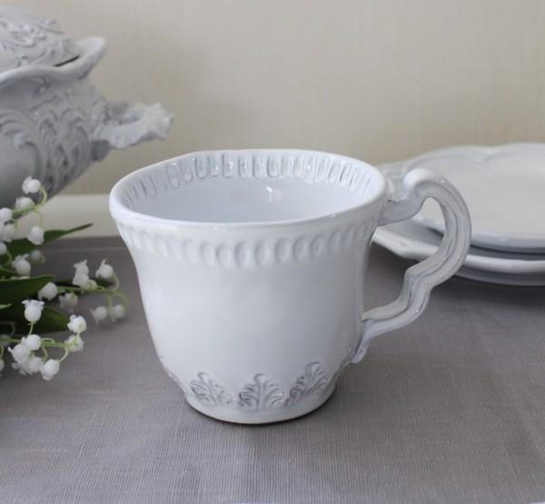 La Ceramica V.B.C ラ・セラミカ イタリア マグカップ(ストライプ 098)マグ ティーカップ コーヒーカップ 陶器 イタリア製 輸