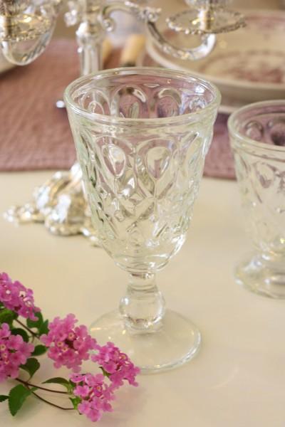 ガラス ワイングラス (リヨネ・クリアー230cc) 【La Rochere】 ラロシェール ウォーターグラス ガラス食器 フランス製