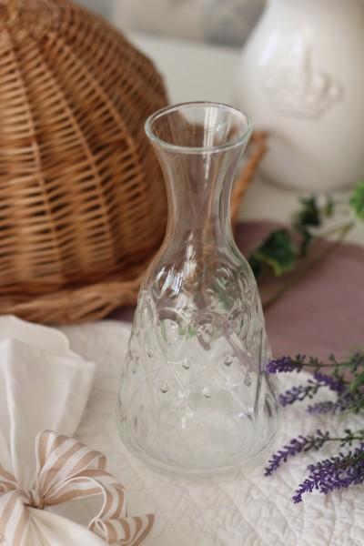 ガラス製 水差し・デカンタ(リヨネ カラフェ750cc) 【La Rochere】 フランス製 ラロシェール ピッチャー ガラス食器