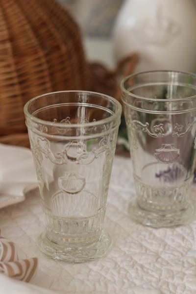 ガラスタンブラー ガラスコップ(ベルサイユ 340cc) 【La Rochere】 フランス製 ラロシェール ウォーターグラス ガラス食器