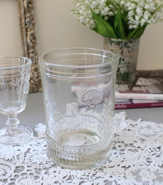 ヴェルサイユ・クーラー フランス製【La Rochere】ラ・ロシェール ワインクーラー ヴェルサイユ ガラス食器 お洒落 ガラス花器