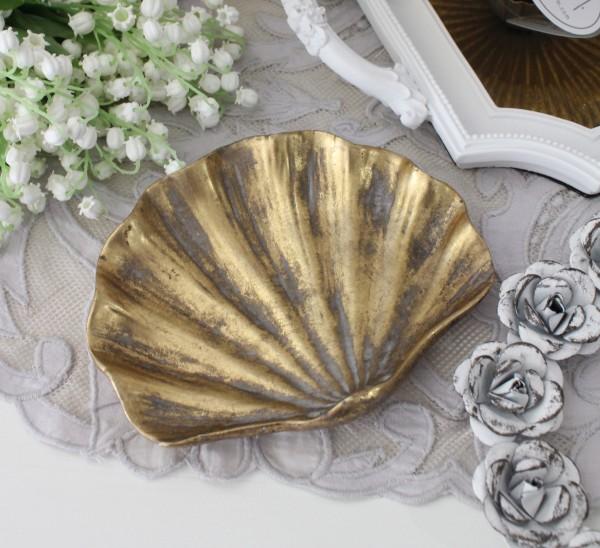 マチルドエム フランス シェルトレー (327) ゴールド 小物トレー  可愛い マチルドM Mathilde M. シャビーシック アンティーク風